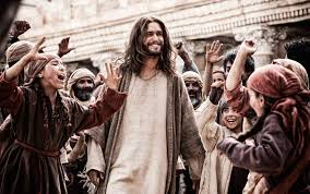jesus in movie image